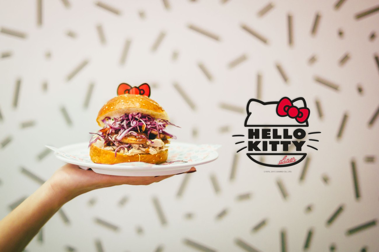 Hello Kitty Diner - The Maple
